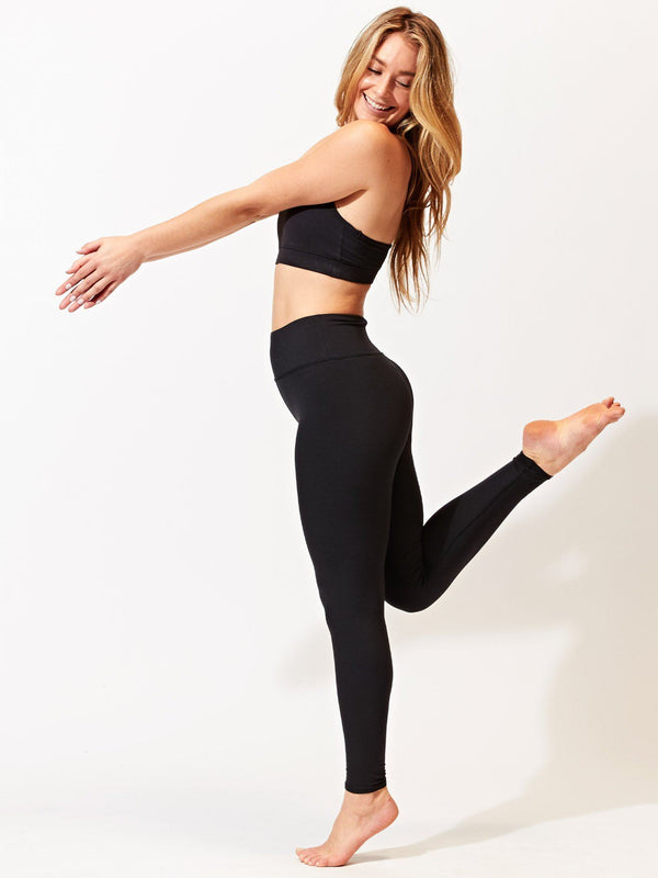 Jackie High Rise Full Length Sport Legging Womens Bottoms Leggings Threads 4 Thought