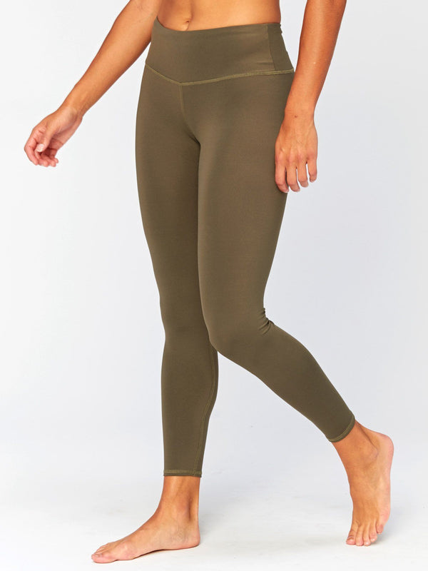 Alex Mid Rise 7/8 Legging Womens Bottoms Leggings Threads 4 Thought