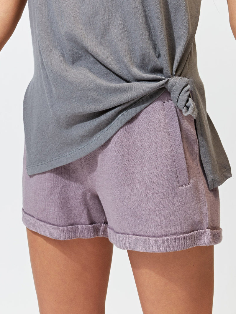 Birdie Roll Hem Short Womens Bottoms Shorts Threads 4 Thought