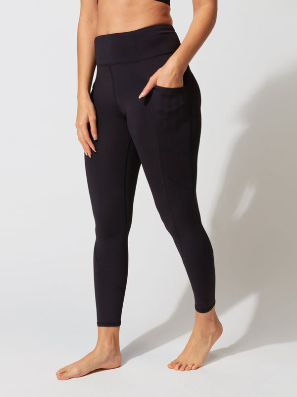 Rita Pocket High Rise 7/8 Sport Legging Womens Bottoms Leggings Threads 4 Thought
