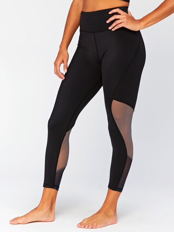 Mayuko Mesh Legging Womens Bottoms Leggings Threads 4 Thought
