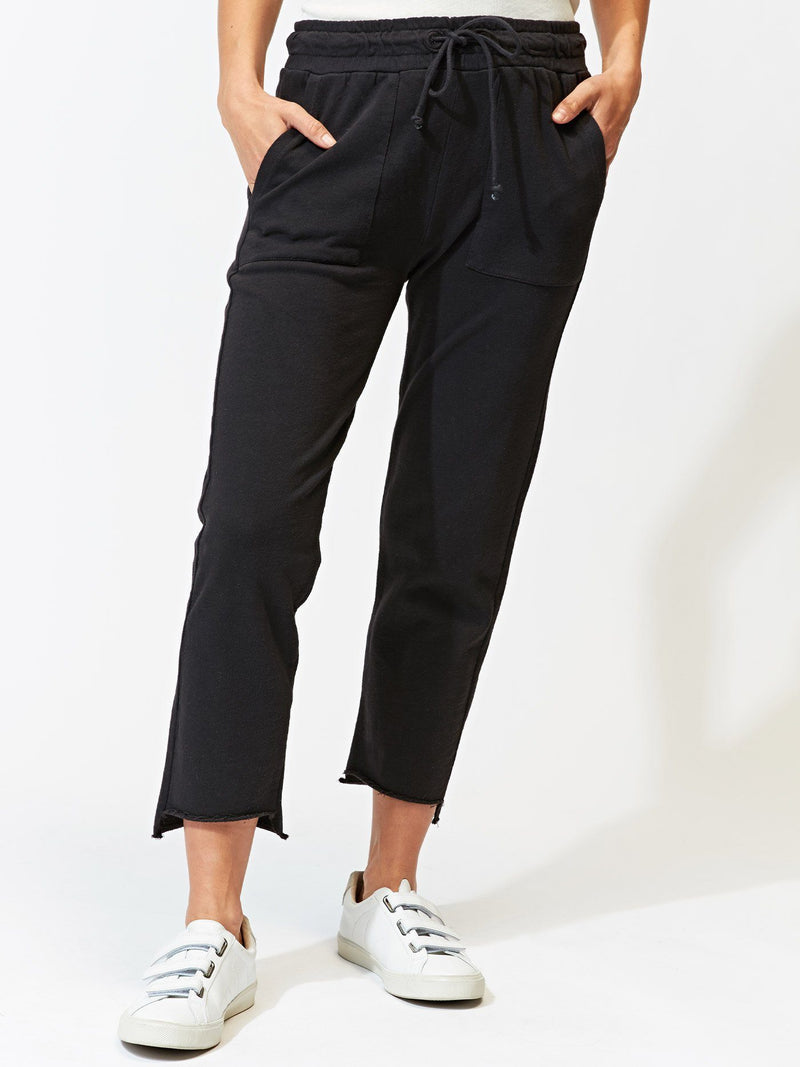 Romilly Step-Hem Jogger Womens Bottoms Pants Threads 4 Thought