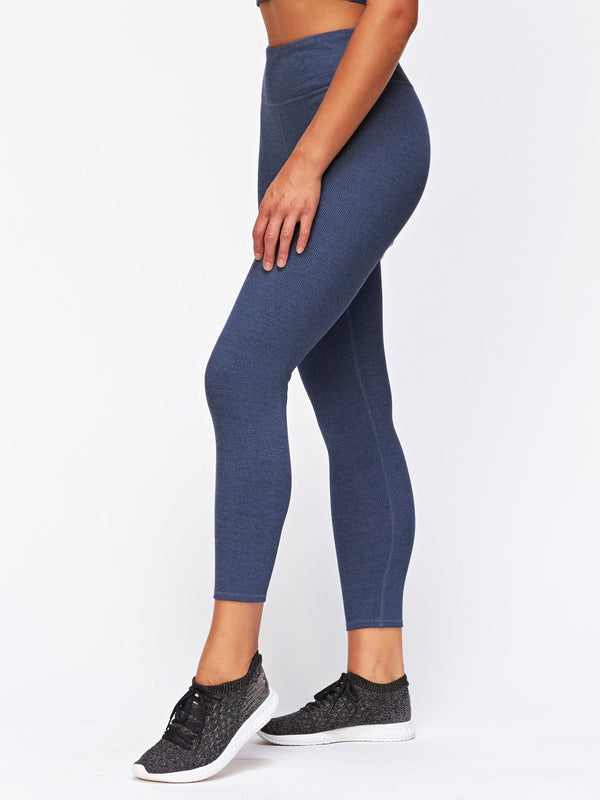 Arielle Rib Legging Womens Bottoms Leggings Threads 4 Thought
