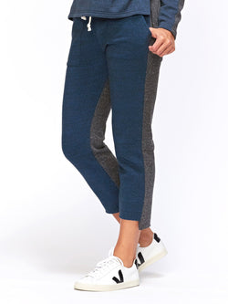 Romilly Colorblock Step-Hem Jogger Womens Bottoms Pants Threads 4 Thought