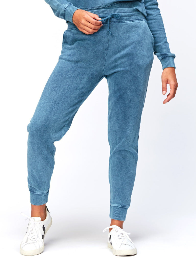 Skinny Mineral Wash Jogger Threads 4 Thought