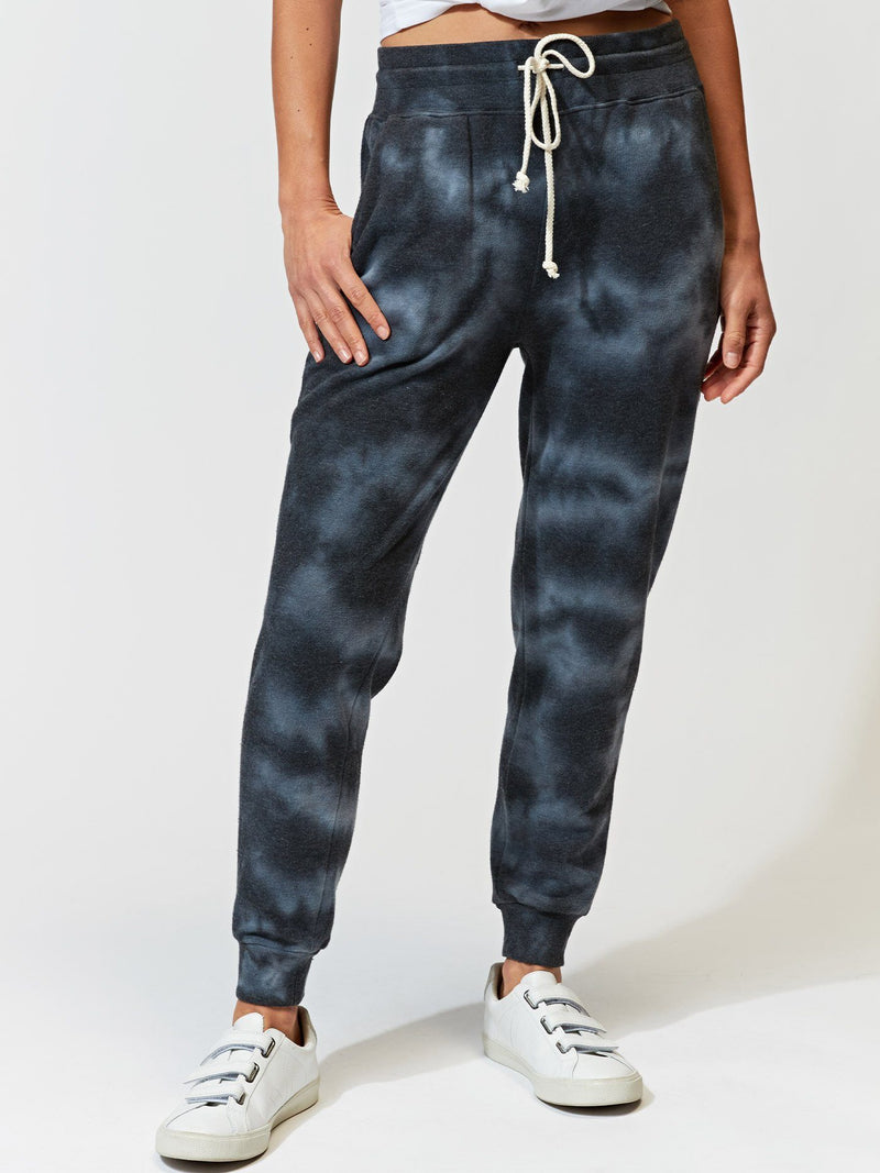 Cloud Wash Tie Dye Jogger Womens Bottoms Pants Threads 4 Thought