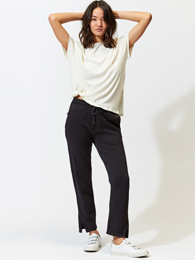 Kassie Split Hem Pant Womens Bottoms Pants Threads 4 Thought