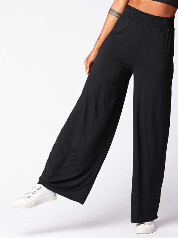 Giselle Wide Leg Pant Womens Bottoms Pants Threads 4 Thought