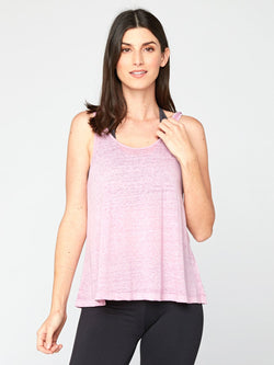Audley Tank Womens Tops Tank Threads 4 Thought XS Peony