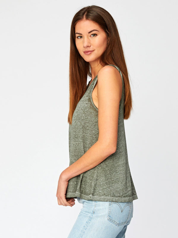 Audley Tank Womens Tops Tank Threads 4 Thought