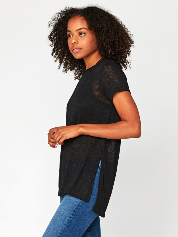 Brogan Sweater Tee Womens Tops Threads 4 Thought
