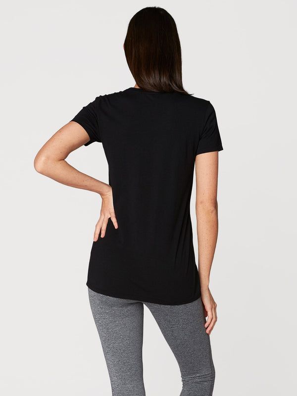 Leigh Scoop Neck Womens Tops Threads 4 Thought