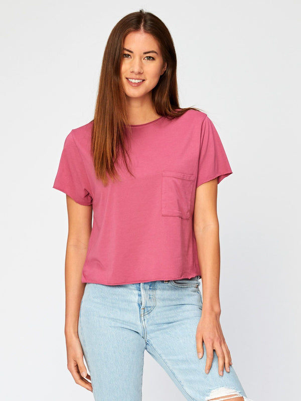 Maggie Tee Womens Tops Threads 4 Thought XS Sonata