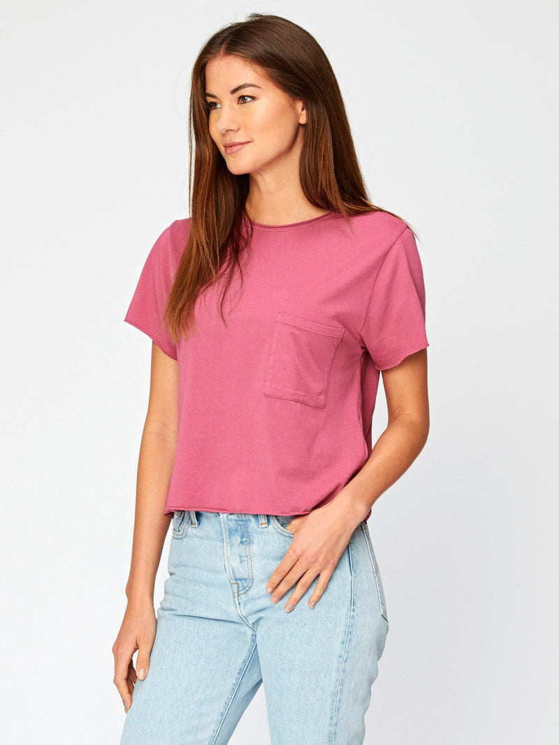 Maggie Tee Womens Tops Threads 4 Thought