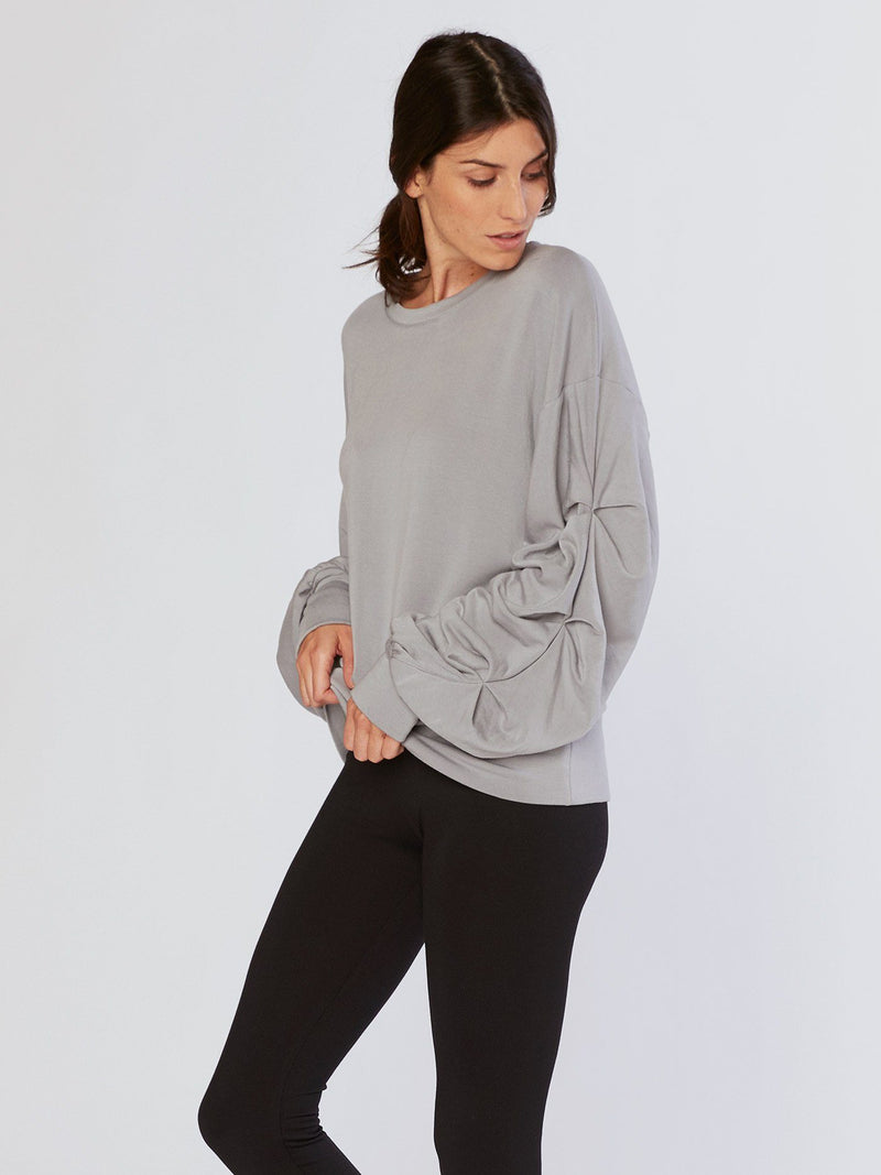 Jem Ruched Pullover