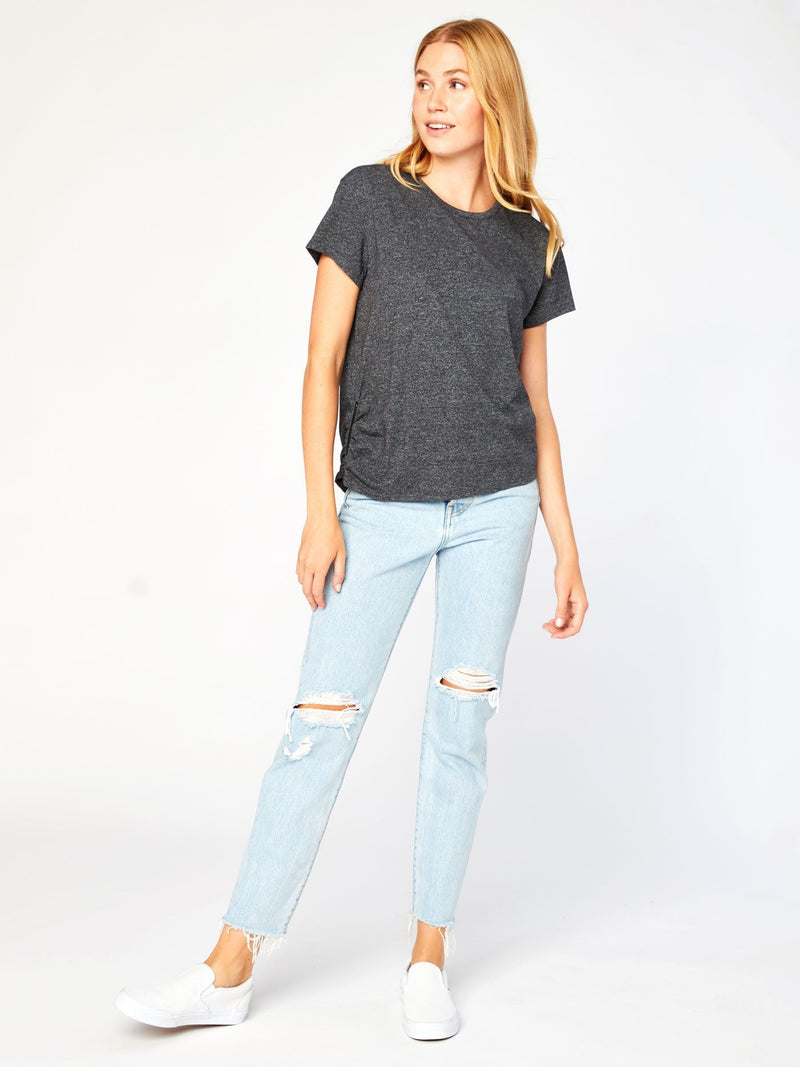 Nelly Zip Top Womens Tops Tee Threads 4 Thought