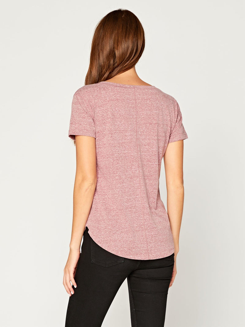 Ezra Triblend Tee Womens Tops Threads 4 Thought