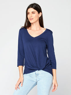 Aisha 3/4 Sleeve Top