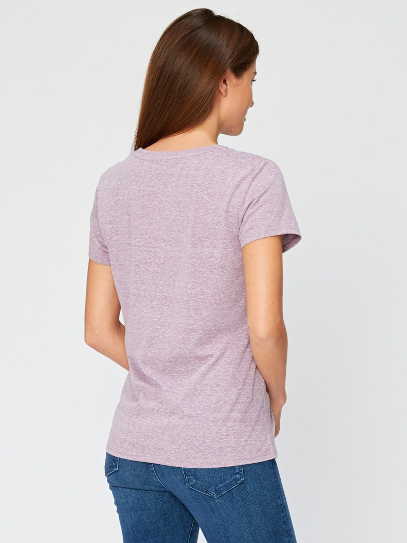 Lily Triblend Tee Womens Tops Threads 4 Thought
