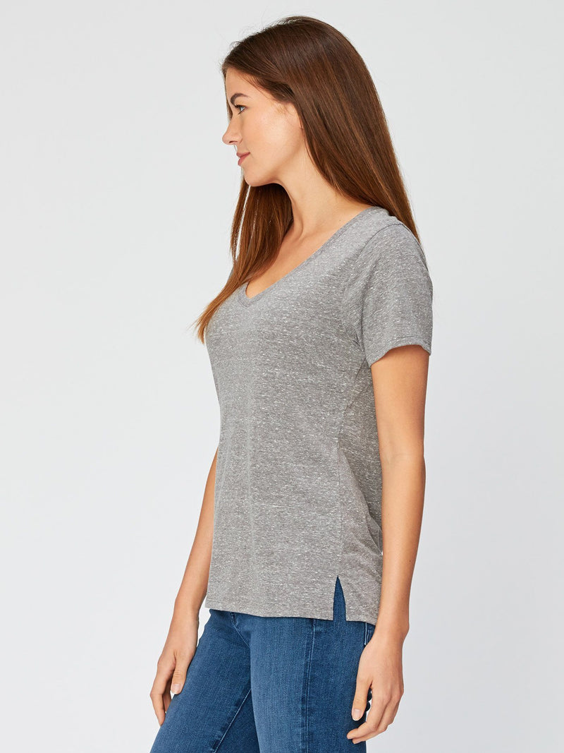 Molly Triblend Tee Womens Tops Threads 4 Thought