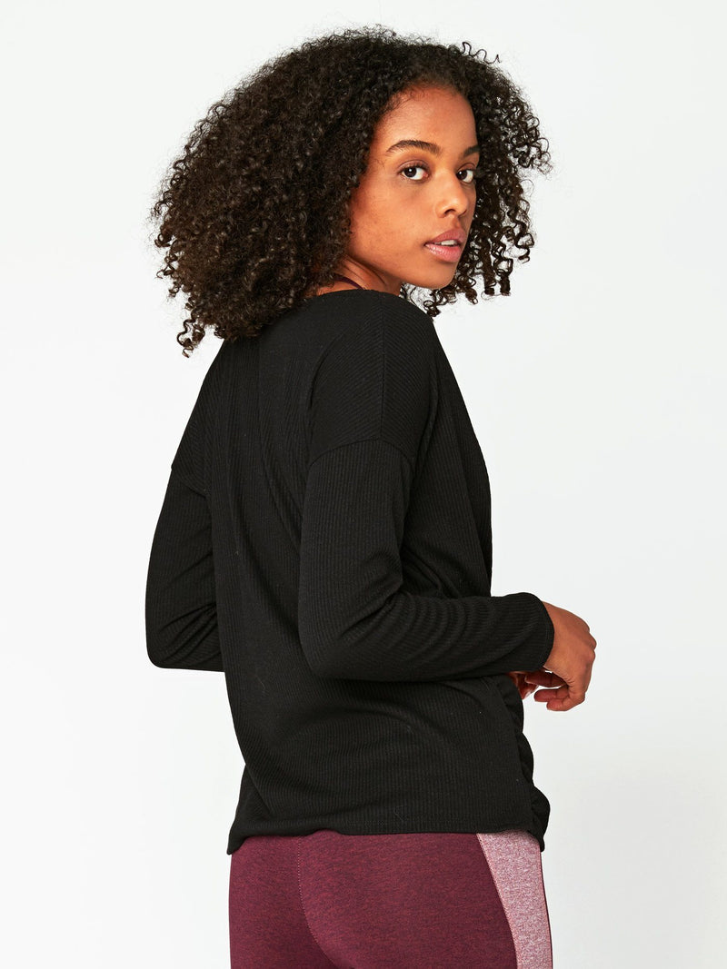 Meridian Wrap Top Womens Tops Top Threads 4 Thought