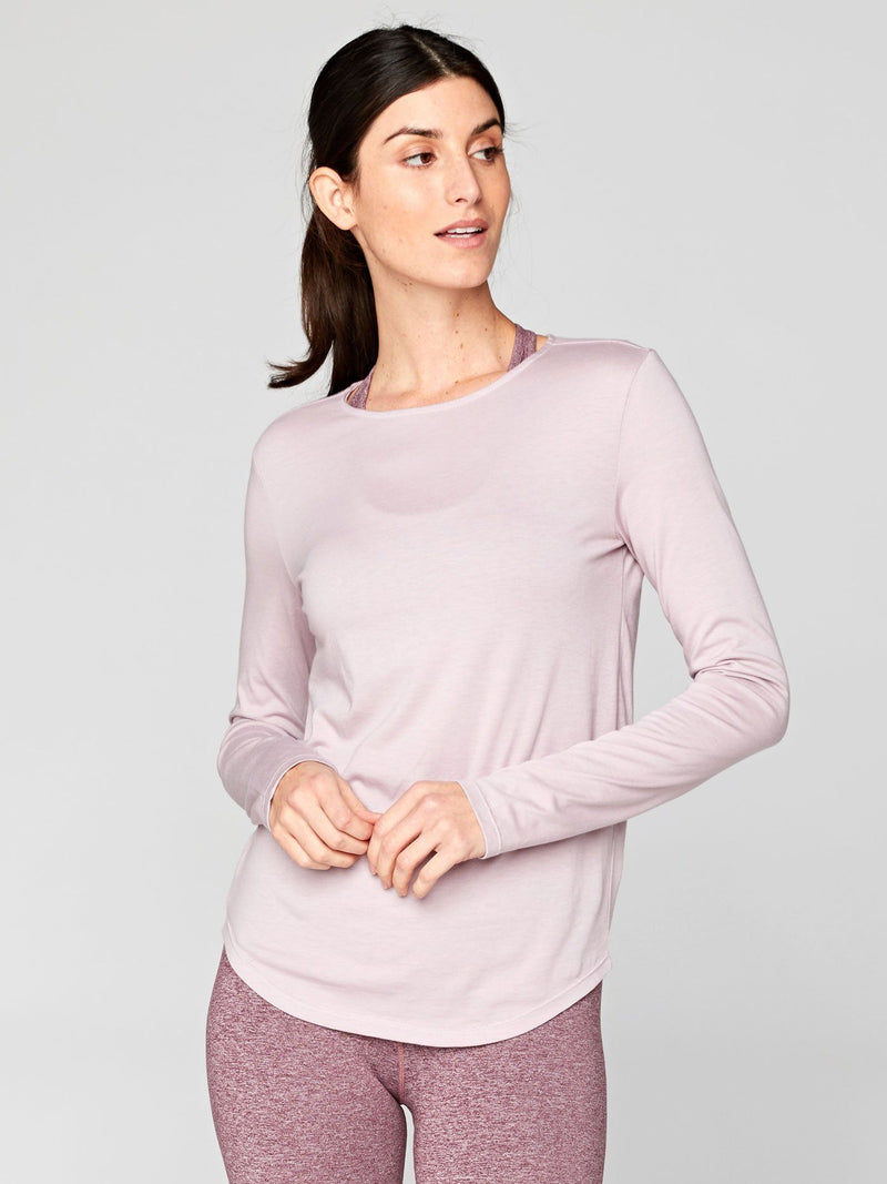 Dacia Circle Back Top Womens Tops Top Threads 4 Thought