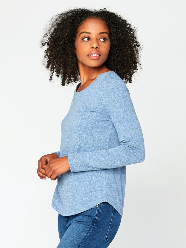 Jala Long Sleeve Tee