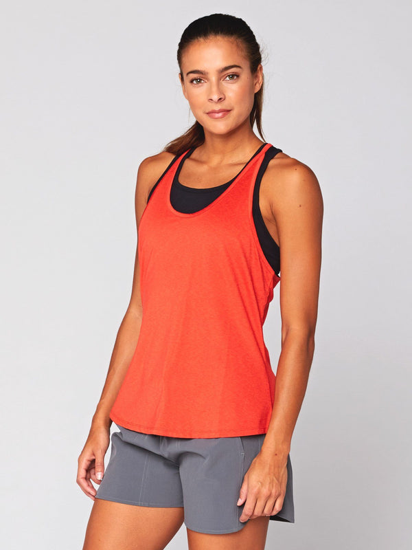 Cassia Active Tank Womens Tops Tank Threads 4 Thought