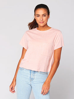 Maggie Triblend Tee Womens Tops Threads 4 Thought XS Casablanca