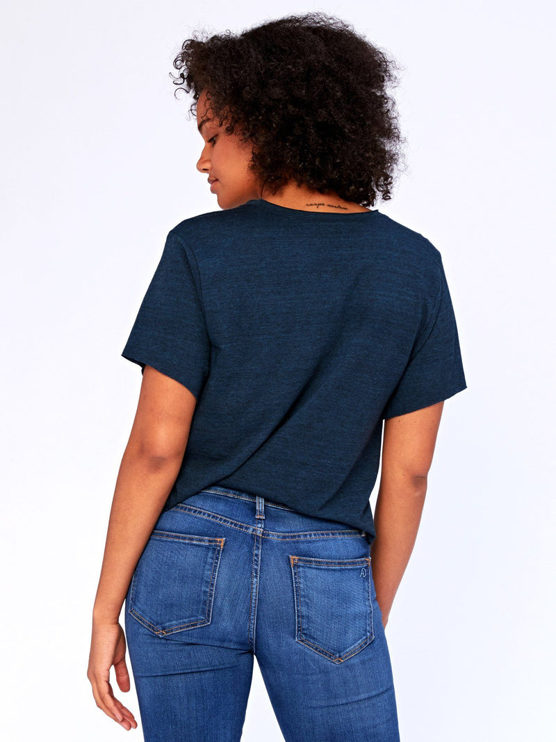 Maggie Triblend Tee Womens Tops Threads 4 Thought