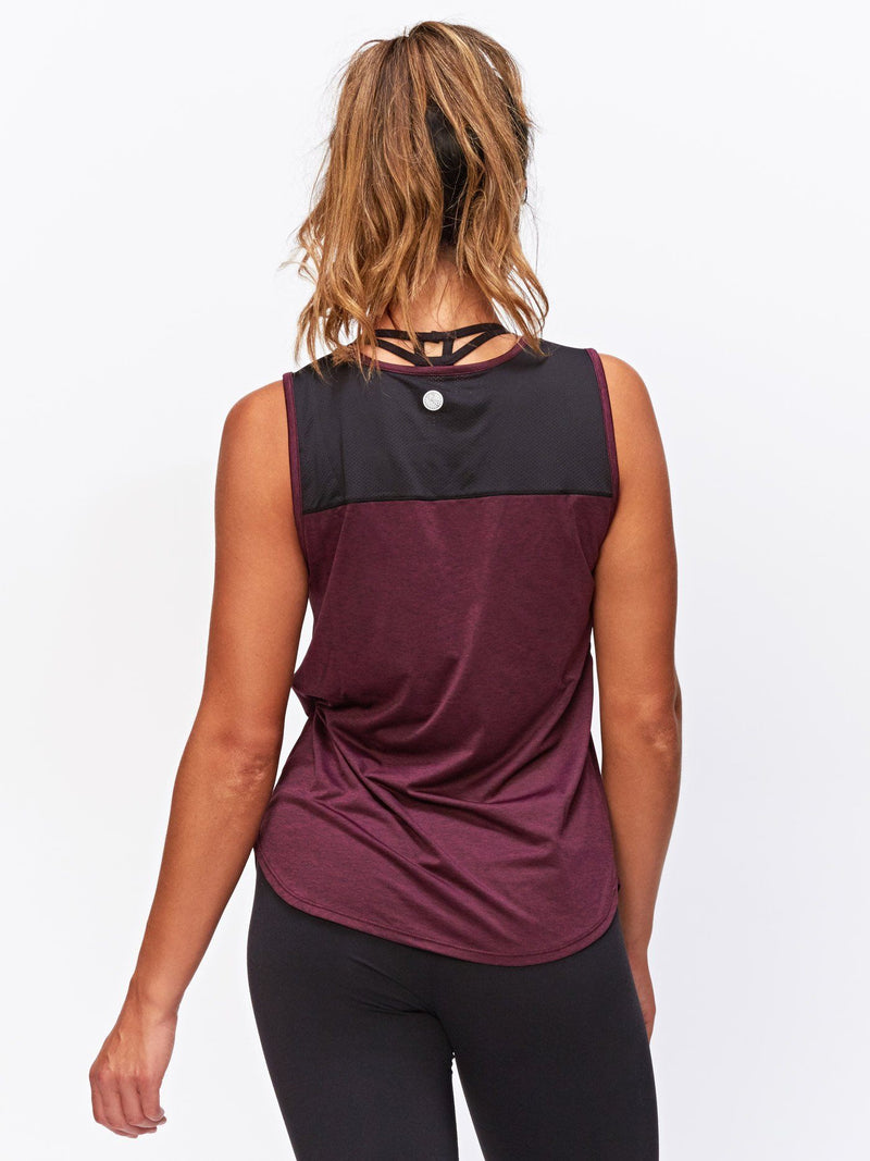 Helene Active Tank Womens Tops Tank Threads 4 Thought