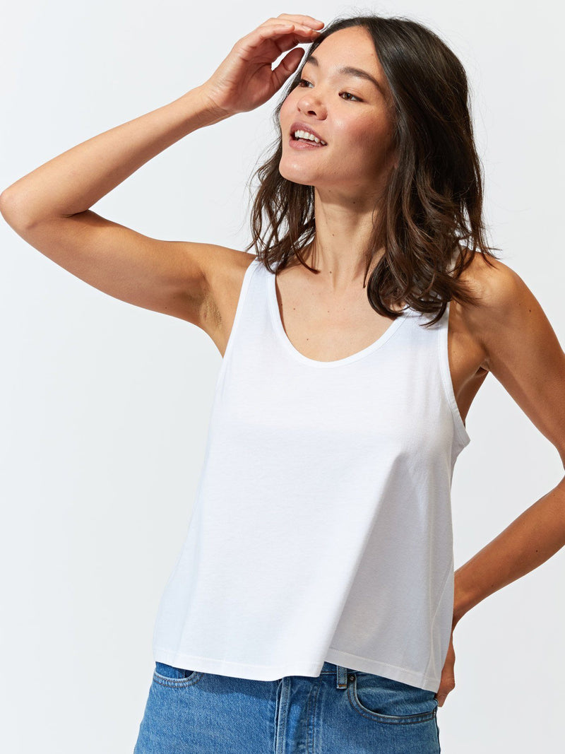 Invincible Flow Tank Womens Tops Tanks Threads 4 Thought