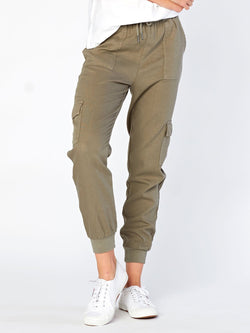 Montana Cargo Pant Womens Bottoms Pants Threads 4 Thought XS Artichoke