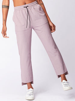 Romilly Tech Stretch Step Hem Jogger Threads 4 Thought
