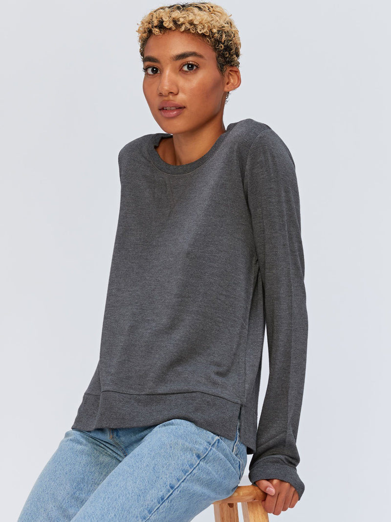 Erin Pullover Womens Outerwear Sweatshirt Threads 4 Thought
