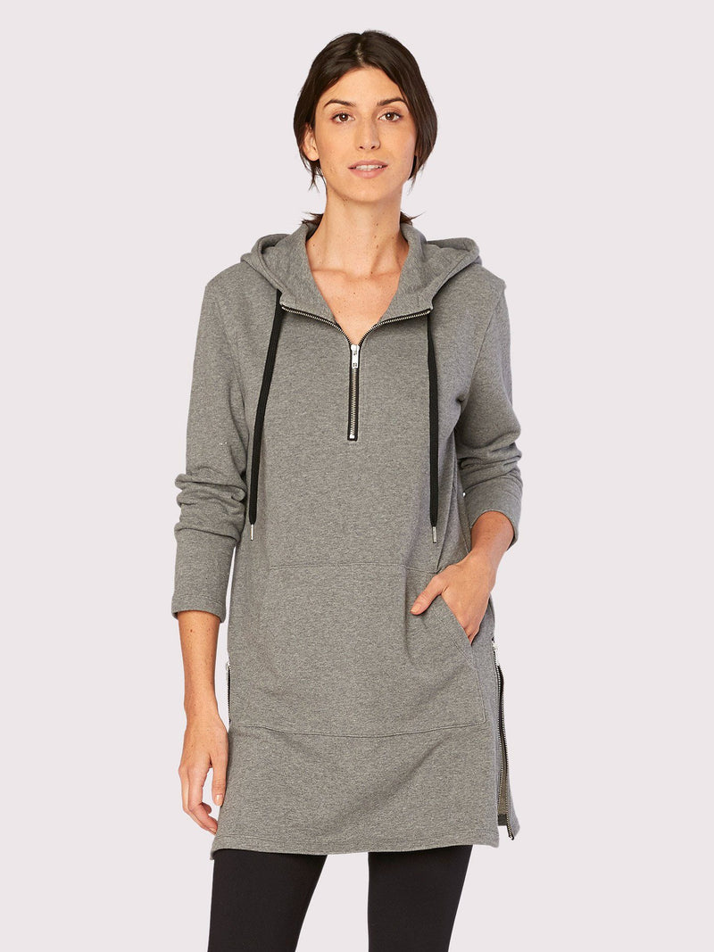 Spin Hoodie Womens Outerwear Sweatshirt Threads 4 Thought