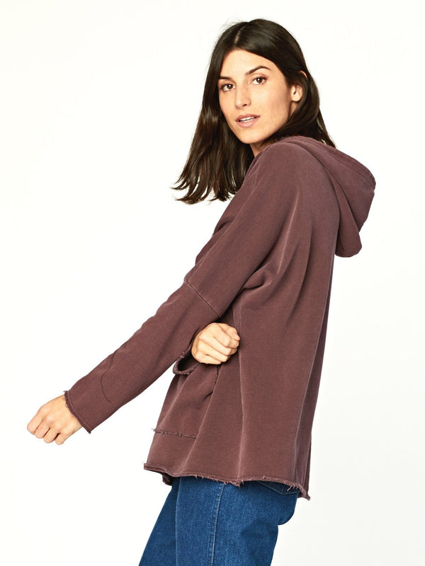 Freya Hoodie Womens Outerwear Hoodie Threads 4 Thought
