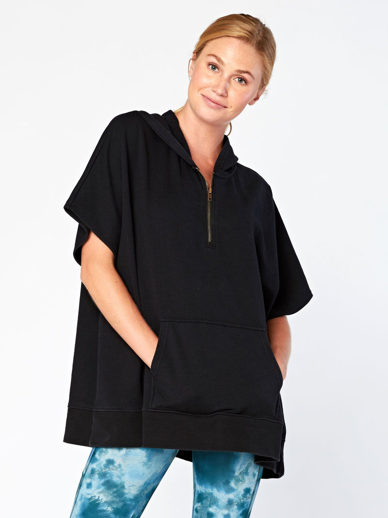Velma Hooded Poncho