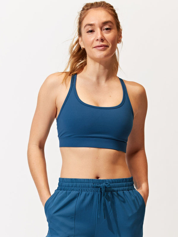 Lotus Sports Bra Womens Tops Sportsbra Threads 4 Thought