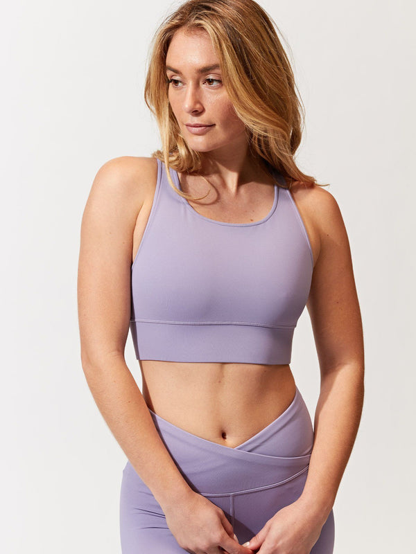 Strappy Sports Bra Womens Tops Bra Threads 4 Thought