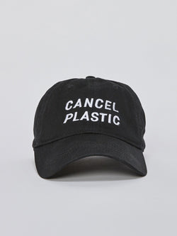 Cancel Plastic Hat Accessories - Hat Threads 4 Thought