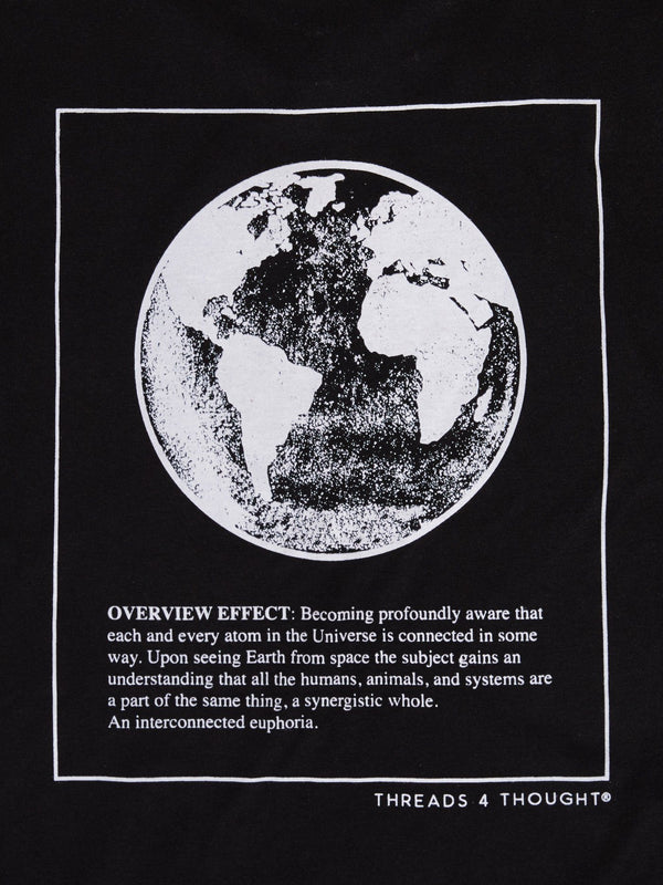 Overview Effect Graphic Tee Mens Tops Tshirt Threads 4 Thought