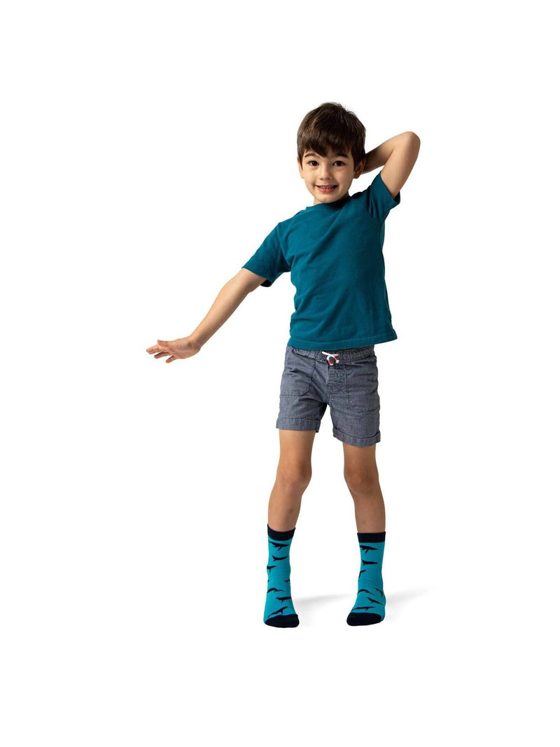 Kids Socks That Protect The Oceans Box Set Accessories - Socks Conscious Steps