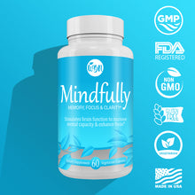 Mindfully - Nootropic Formula FREE 6 Capsule Sample