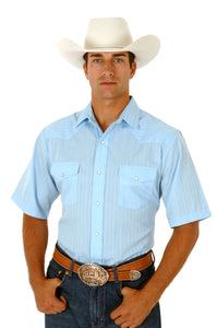 8020 Collection Basicsolid Mens Short Sleeve Shirt Tonetone Assorted Patterns Same Color