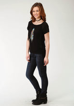 Five Star Collection- Winter Ii 5star Womens Short Sleeve 2259 Pr Jersey Scoop Neck Tee