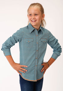 West Made Collection Westm Girls Long Sleeve 00183 Central Geo
