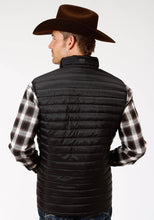Roper Outerwear- Men's Outer Mens Vest 4043 Down Proof Coated Vest