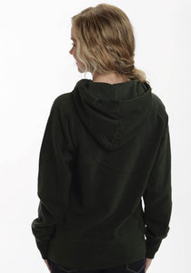 In Stock Womens Jacket 81076 Btn Size Asym Hoodie
