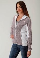 Roper Outerwear- Ladies Outer Womens Jacket Sweater Knit Hooded Jacket